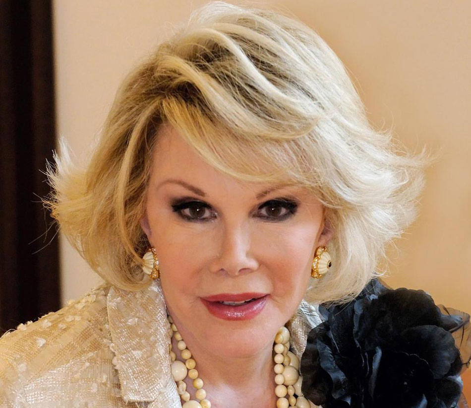 Joan Rivers Fashion Police Funny Joan Rivers is a Funny Lady