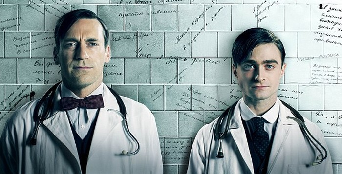 Jon Hamm and Daniel Radcliffe to star in 'A Young Doctor's Notebook'