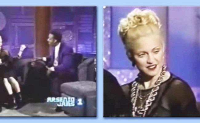 Funny Friday: Madonna and Rosie Flashback Talk about A League of Their Own