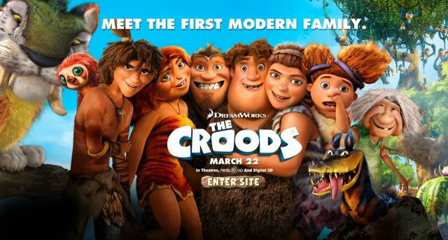 �this is the end� and �croods� top dvd releases for oct 1