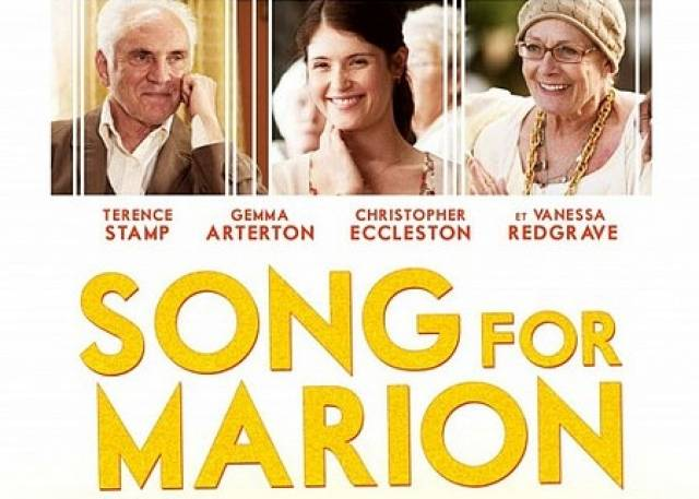 Also Called Song For Marion DVD IMDb Pro Rating 68 Terrence Stamp Plays A Bitter Grumpy Old Man In This Comedy Drama After The Death Of His Wife