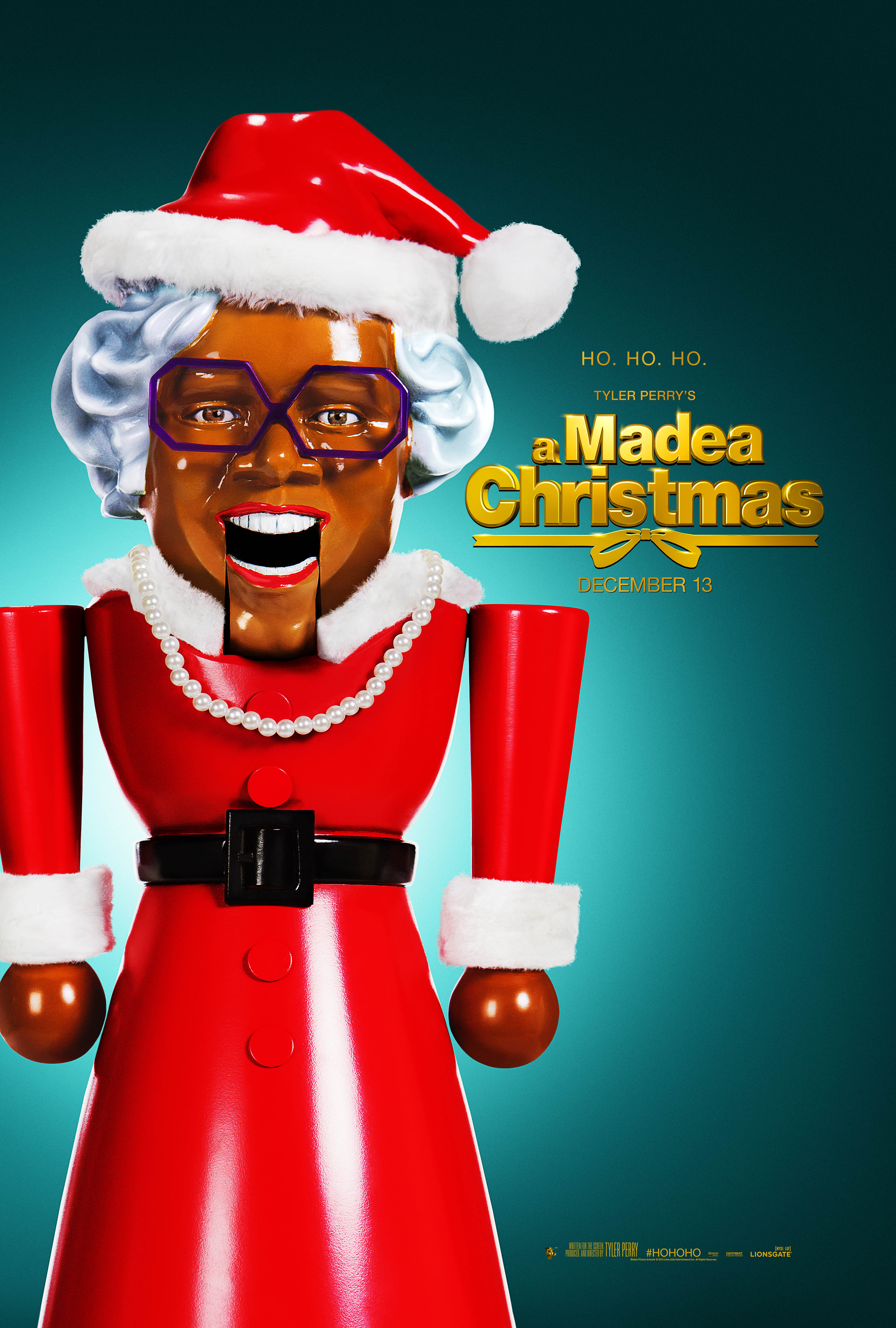 Madea s coming back in tyler perry s a madea christmas