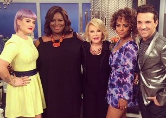 Fashion Police 2014 Host on Fashion Police