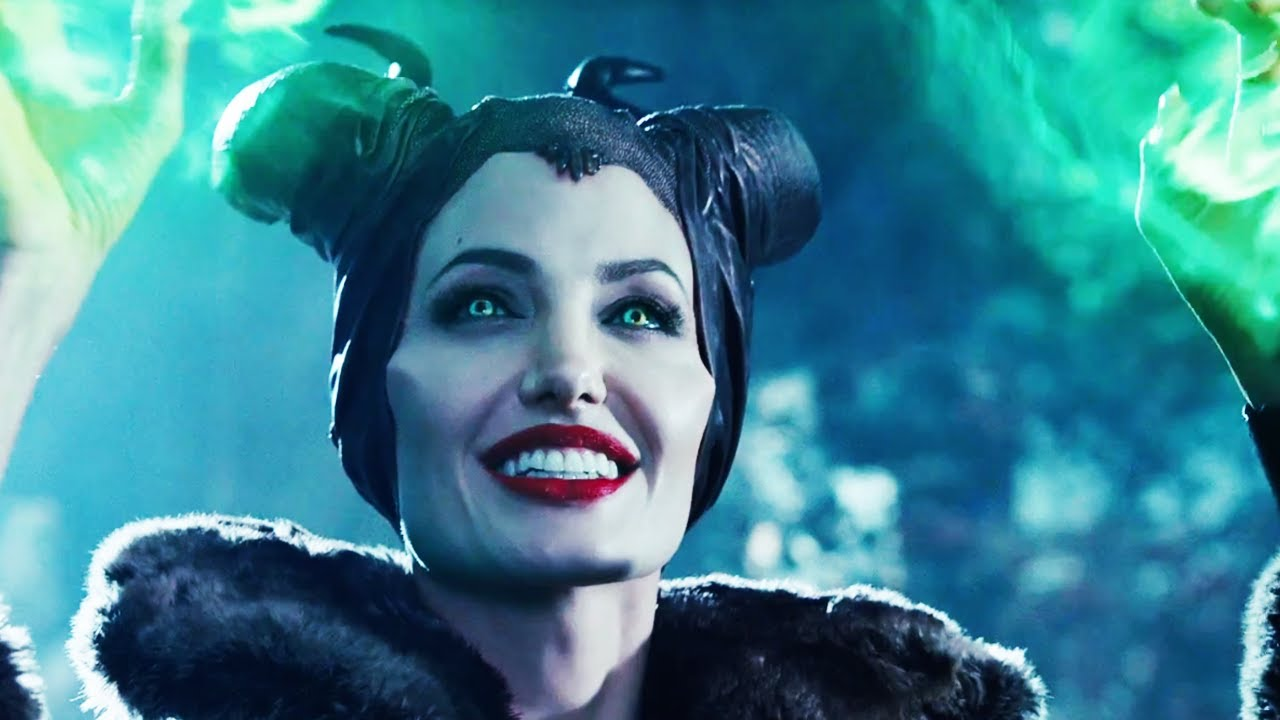 Angelina Jolie Talks about 'Malificent' and Her Family