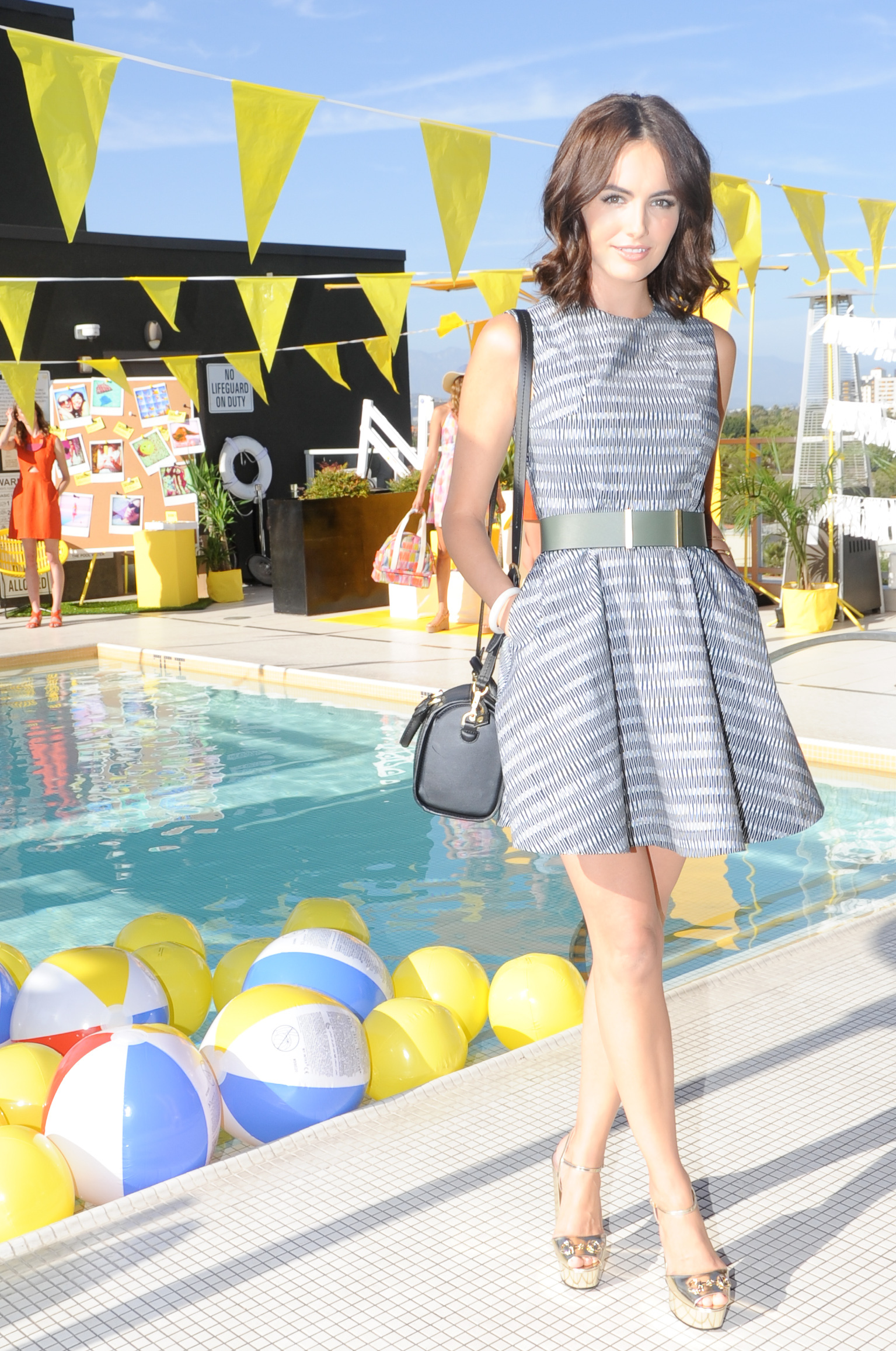 Kate Spade Saturday Celebrity Summer Solstice Party