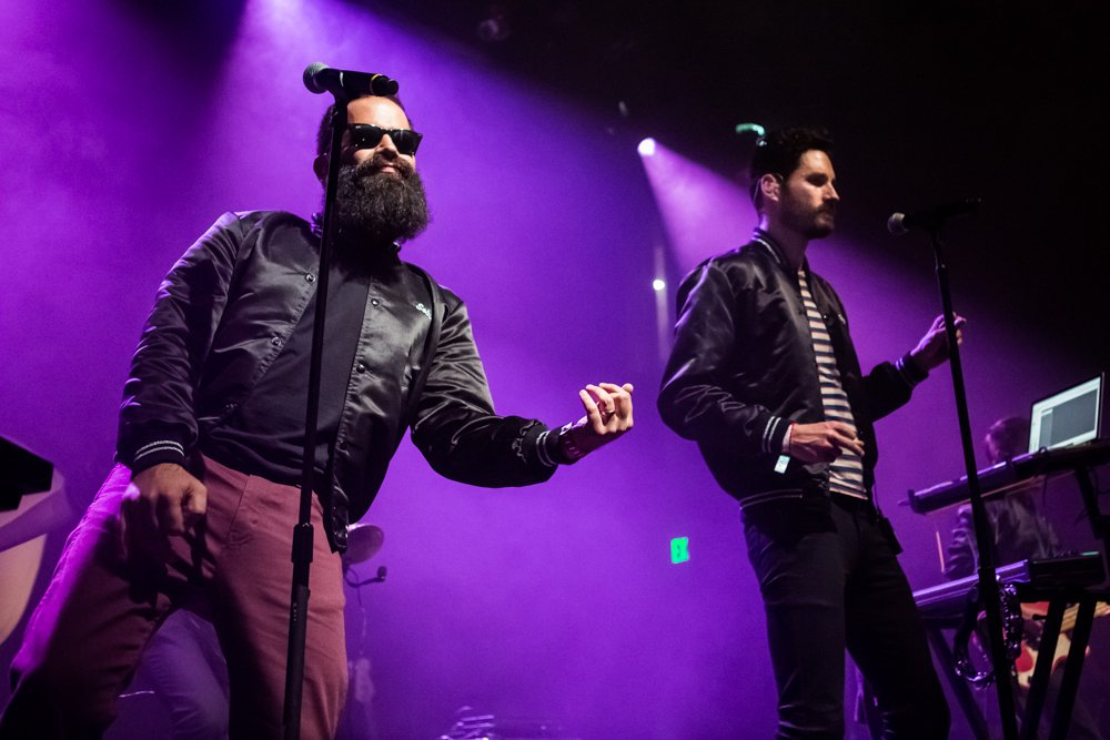 Capital Cities ep Capital Cities Rocks The Stage