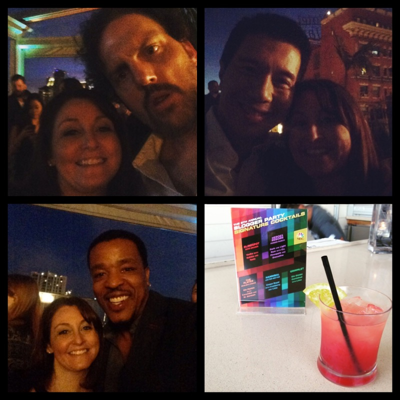NBC Blogger Party