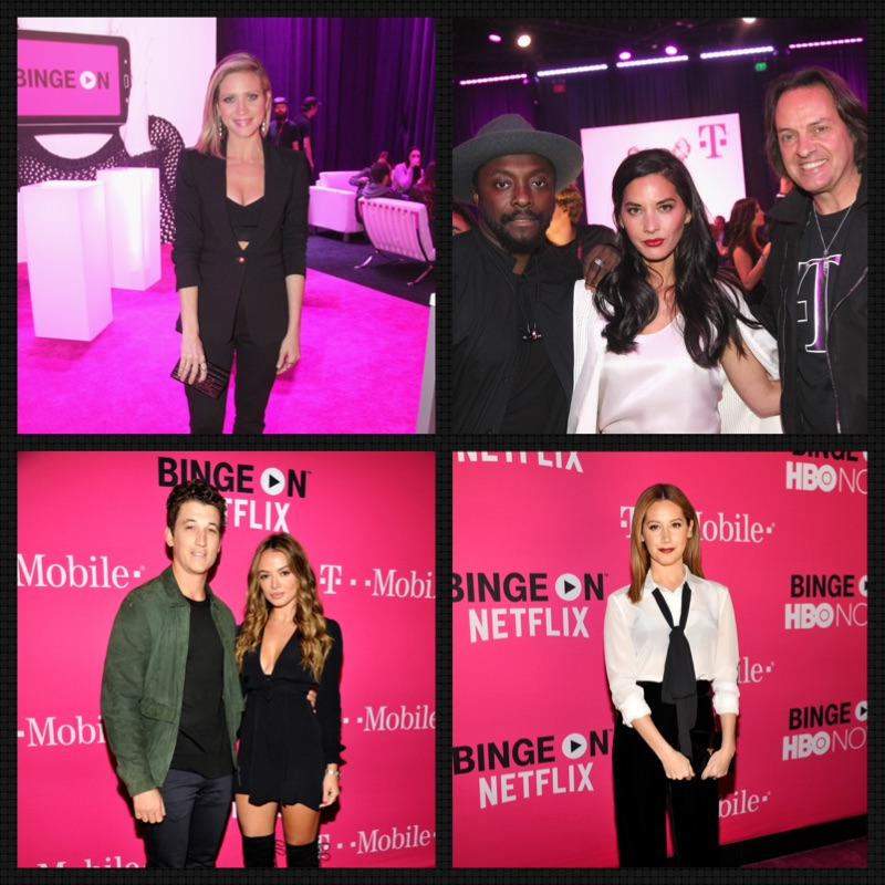 T-Mobile Party