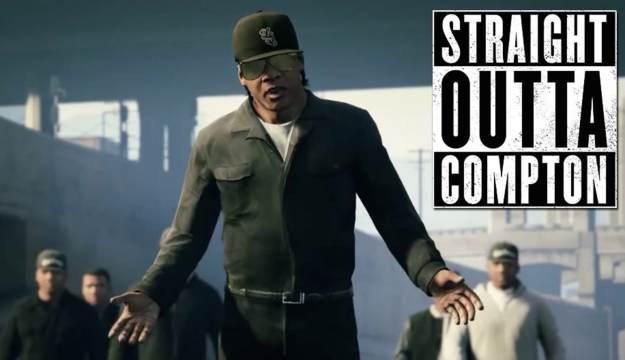 Straight Outta Compton', 'The Intern', 'Everest' DVD