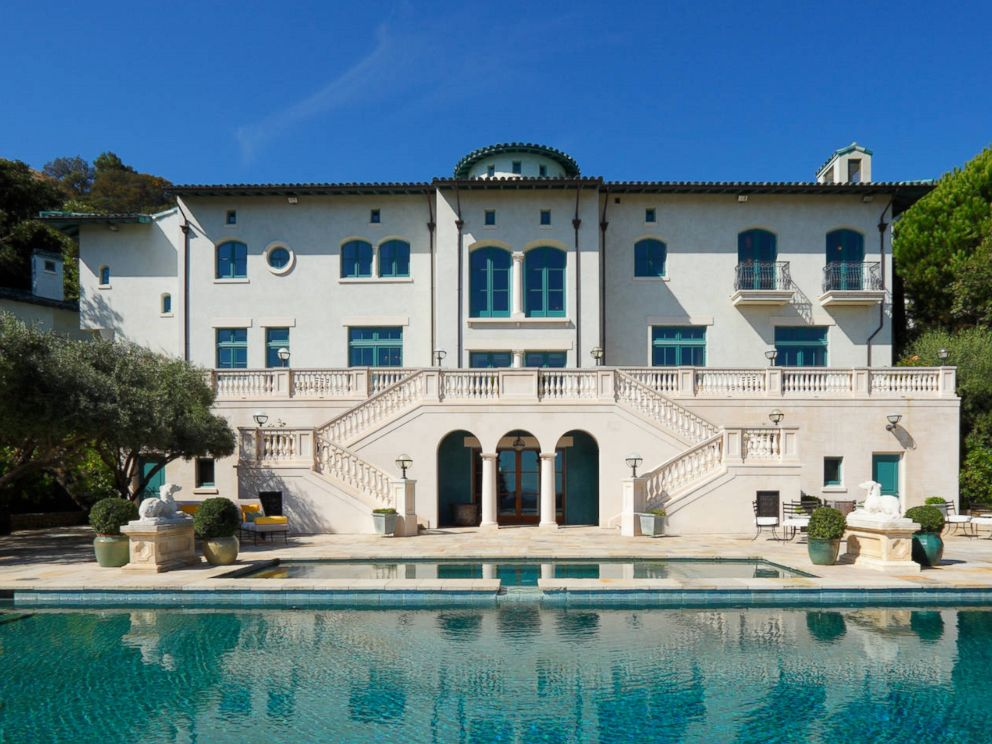robin williams napa vineyard estate sold 181 million - Robin Williams Bedroom