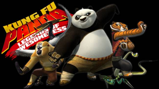Kung Fu Panda's Best Couples AMV - YouTube