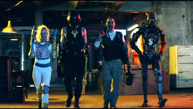 Sci-Fi 'Chappie' and Crime Thriller 'Run All Night' Top DVD ...